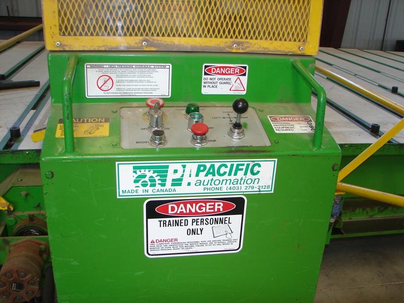 2005 Pacific Automation Auto-10 (45') Truss Press