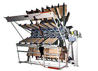 Clamp Carrier WOODWORKING MACHINERY