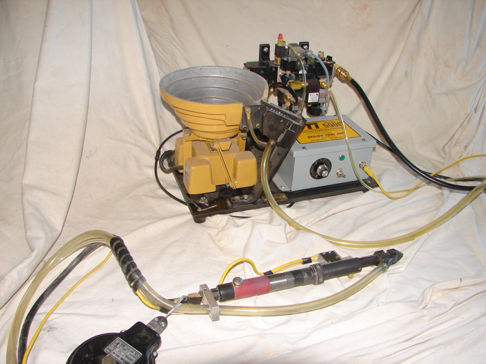 2007 Dti Automatic Screw Feeder And Screwdriver Dilco Net