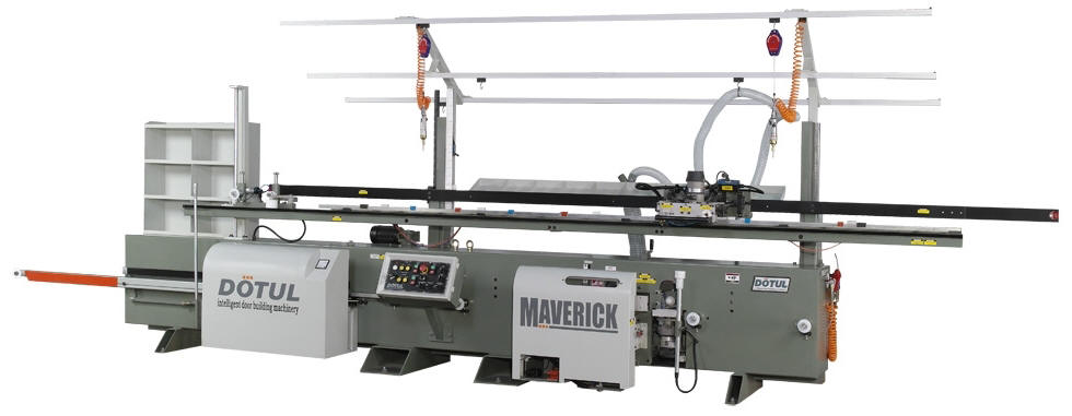 Maverick DOOR MACHINERY
