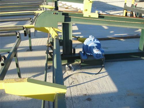 2005 Klaisler Model SED 30 Peak-Up Roof Truss Stacker-TRUSS MACHINERY