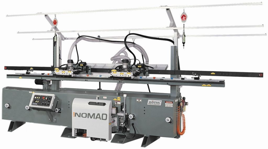 NOMAD Door Machine