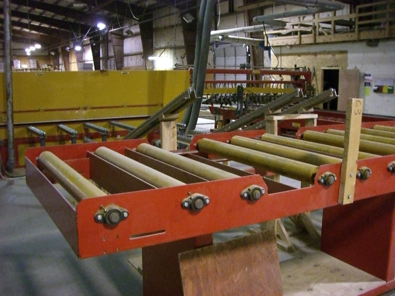 2002 IBS Interior/Exterior Wall Panel Line-USED WALL PANEL MACHINERY