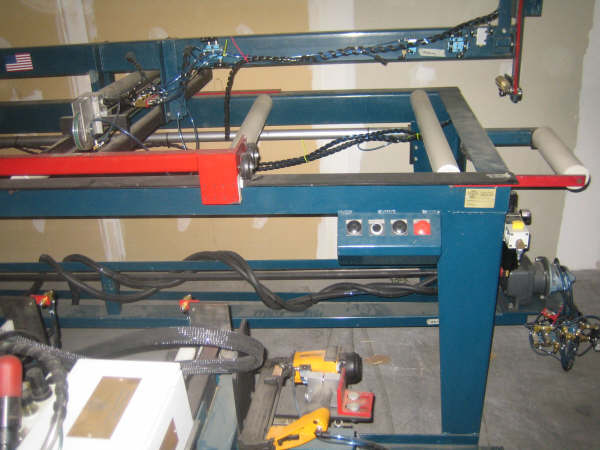 Wise 8800 Door Machine Line