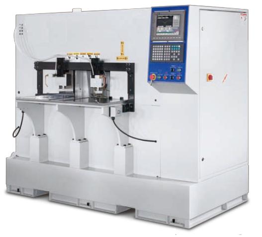 CNC Miter / Mortise / Tenoner Machine
