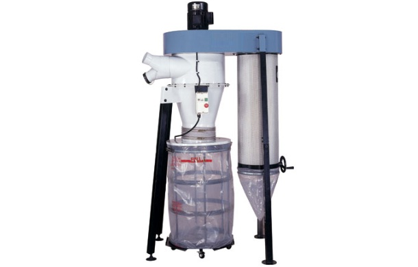 Dust-collector DC-02 /03 sta