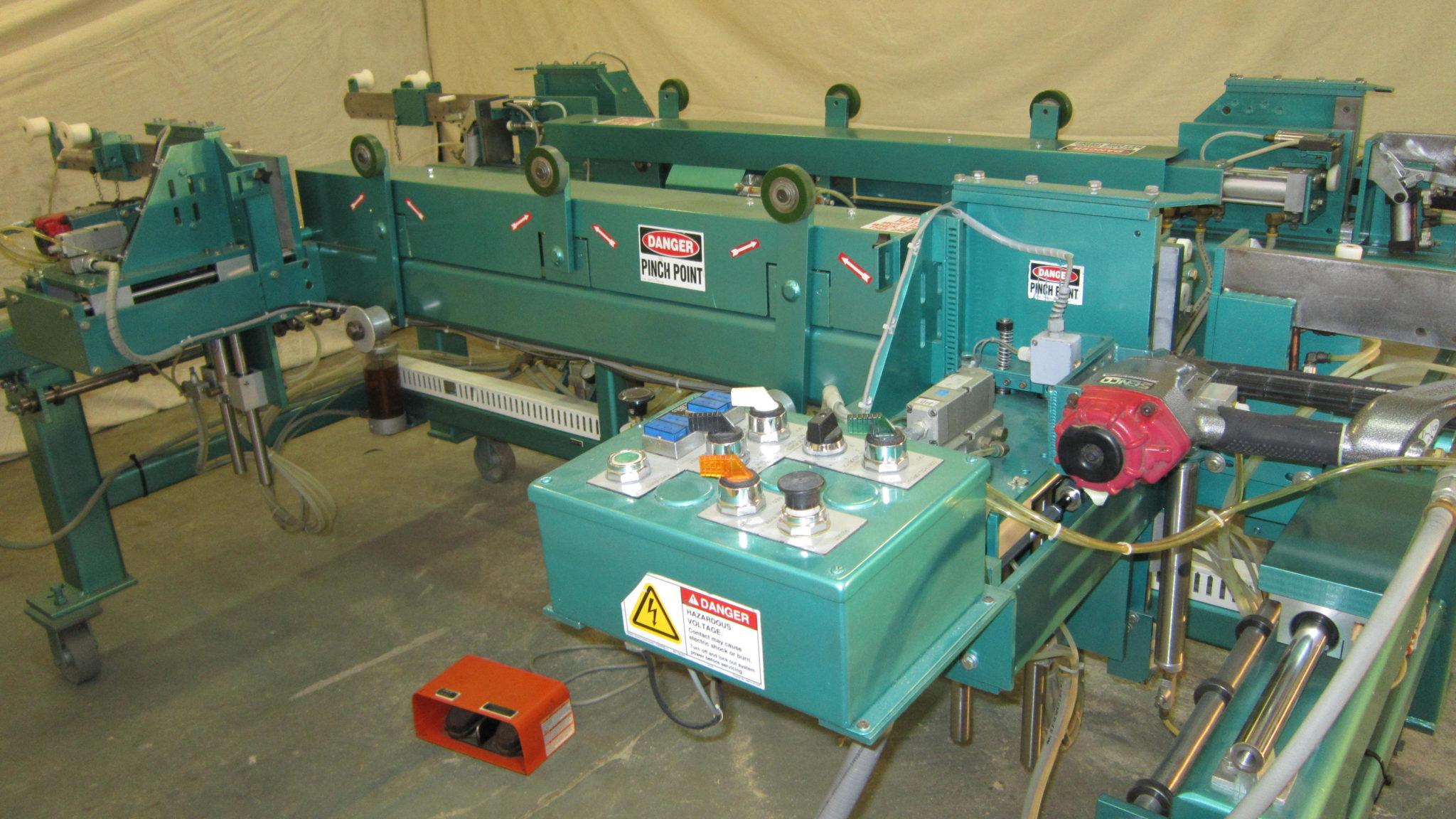 2004 KVAL 700C PRE-HANGING STATION