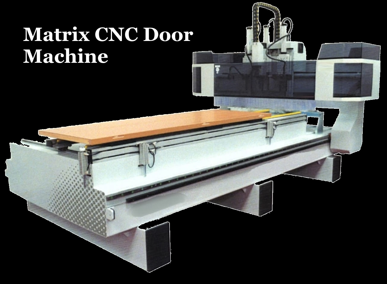 Matrix CNC Door